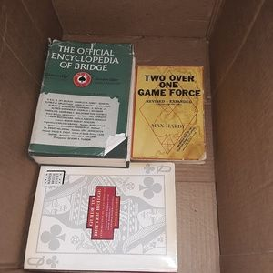 Card playing books